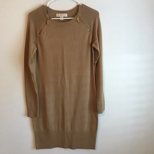 MICHAEL KORS SWEATER-DRESS